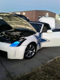 2005 Nissan 350Z Enthusiast AT
