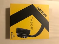 Kicker Tabor Headphones 30 km