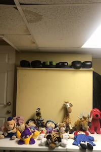 15 toys in good condition