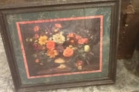 red and white petaled flower painting Kingsport, 37664