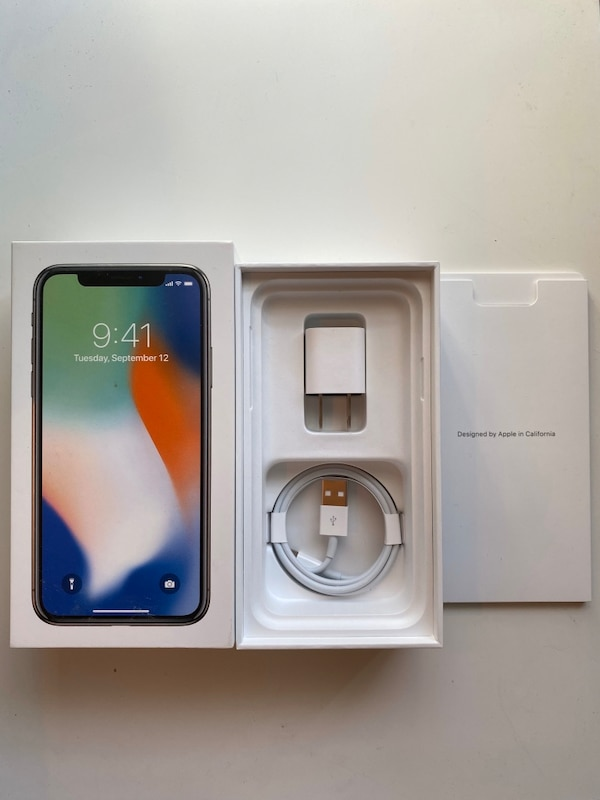iphone x 64gb a6e7c951-d124-4911-86d7-62340527318c