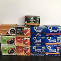 ~ 216 Keurig K-Cups Brand New In Boxes ~ $180 value for $140 Toronto