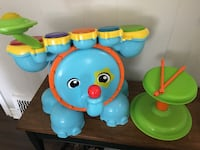 blue and green Fisher-Price learning toy St Catharines, L2P 1T9
