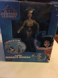 Wonder woman action figure in box North York, 17404