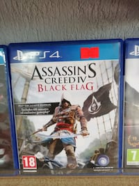 Assassin's creed Black flag Ps4 Oyun