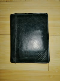 Polish leather wallet