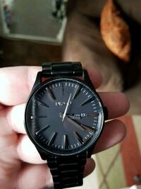 Black and Silver Nixon Watch Kitchener, N2C