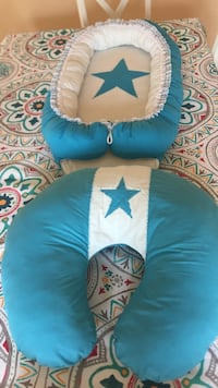 Baby nest and breastfeeding pillow Sugar Land, 77498