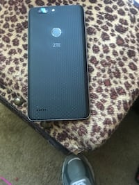 black LG android smartphone with black case Washington, 20024