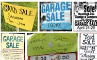 Awesome garage sale this weekend  Edmonton, T5S 2B9