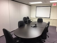 Laminated Conference Table (11' x 4') Fairfax