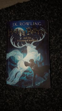 Harry Potter book 3 Burlington, L7L 6K9