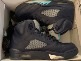 Jordan 5 Retro Pre-Grape