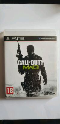 Call of Duty MW3 PS3 Toulouse, 31000