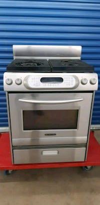 Gas Stove/oven (kitchen aid) Mississauga, L5A 1Y5