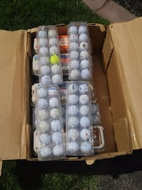 Golf balls $3 for a dozen Welland