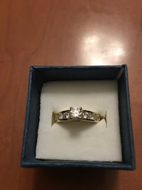 Just in time for Christmas! Gorgeous Diamond Ring for Sale or Trade 3140 km