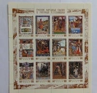 1984 USSR (now Russia) Fairy Tales Stamps--Mint Ne Whitchurch-Stouffville