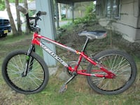 20'' wheels, Redline BMX