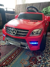 Mercedes ml350 akülü araba