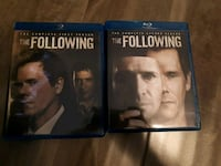 The following complete season1 and 2 DVD set Surrey, V4N 1H4