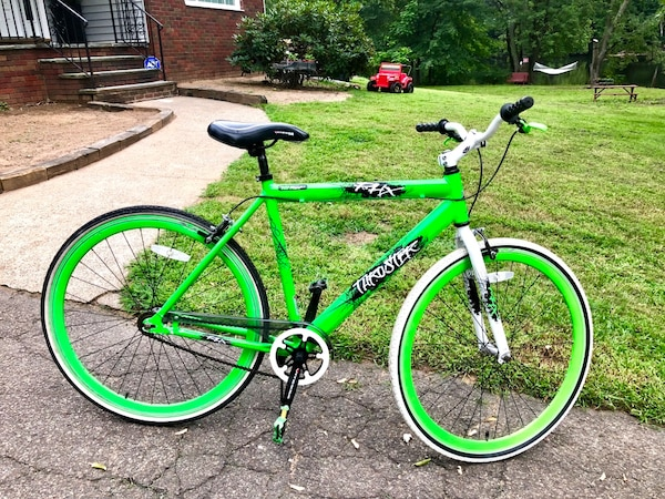 """1c94ee9048d Used 700c Thruster PHX Aluminum Bicycle 22"""" Frame for sale in Fair Lawn -  letgo"""