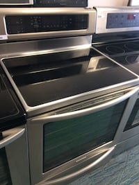 KITCHENAID FREESTANDING ELECTRIC INDUCTION CONVECTION RANGE  Barrie, L4N 9A3