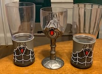 Halloween Glasses Cups Windsor Mill, 21244