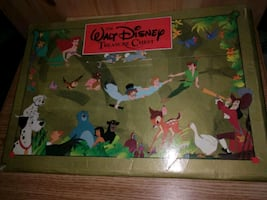 Walt Disney Treasure Chest book collections