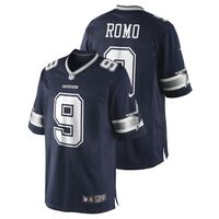 Brand New Dallas Cowboys Tony Romo Nike Jersey Markham