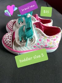 Brand New Sketchers Size 5 Toddler Vancouver, V5P 1T6