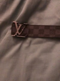 black and brown leather belt Houston, 77053
