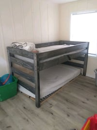 bunk bed /mattress not included St. Petersburg
