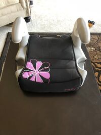 Booster car seat gently used Raleigh, 27610
