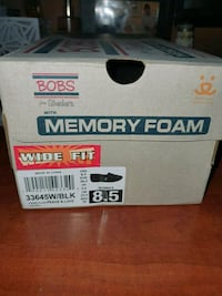 New women's memory foam slip ons