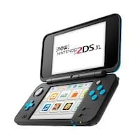black and blue Nintendo 2DS XL Palmdale, 93551