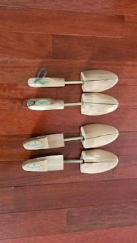 2 pairs high quality, medium sized shoe trees Falls Church, 22043