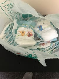 Pamper baby size 3 diapers Richmond Hill, L4C 4H1
