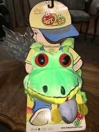 SAFE2GO Frog Safety Harness Backpack