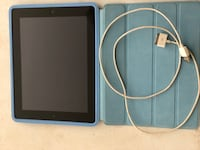 IPAD 2nd Gen 16gb (Silver) With Case San Francisco, 94121