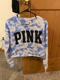 PINK crop top Extra Small Roscoe, 61073