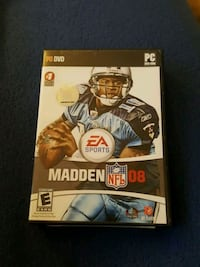 Madden 2008 for PC 51 km