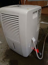 white and gray portable air cooler New Paltz, 12561