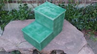 New boys Dragon scale color step stool with storage Centennial