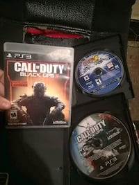 3 PS3 console games Norfolk, 23513