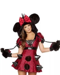 Halloween Costume-Rebel Mini Mouse Fort Myers, 33913