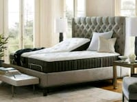 NEW Q-SIZE MATTRESS SALE 70-90% | beautyrest sealy New Westminster, V3L 0A5
