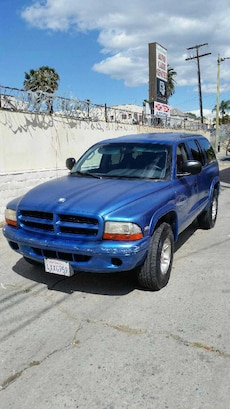 1998 Blue Dodge Durango