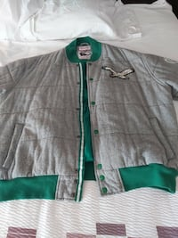Mitchell & Ness  Philadelphia Eagles throw back coat!! Westampton, 08060