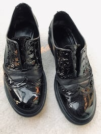 Black patent leather shoes from Browns Burnaby, V5H 1P6
